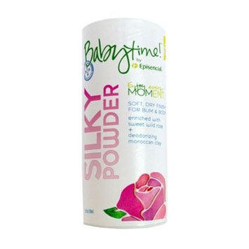 Episencial Babytime! Silky Powder 2.5 oz