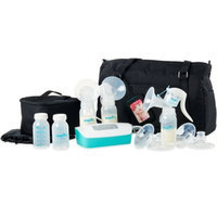 Babies R Us Evenflo Feeding Deluxe Plus Advanced Double Electric Breast Pump