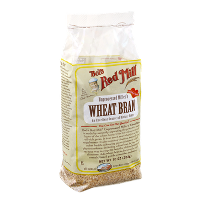 Bob's Red Mill Unprocessed Miller's Wheat Bran