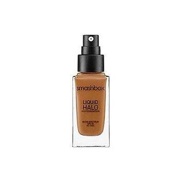 Smashbox Liquid Halo Hd Foundation SPF 15 - Shade 8 - Natural Tan for Medium/dark Complexions (BNIB)