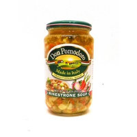 Don Pomodoro All Natural Minestrone / Vegetable Soup 19.4 oz