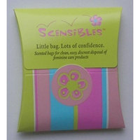 Scensibles 2 Scensibles Personal Disposal Bags for Sanitary Pads and Tampons