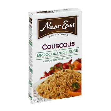 Near East Broccoli & Cheese Couscous Mix