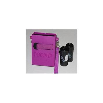Poopup PP-HB-0213 Poopup - Purple Colored Poop Scooper- 2 Pack