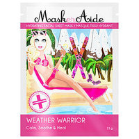 MaskerAide Weather Warrior Facial Sheet Mask, 1 ea