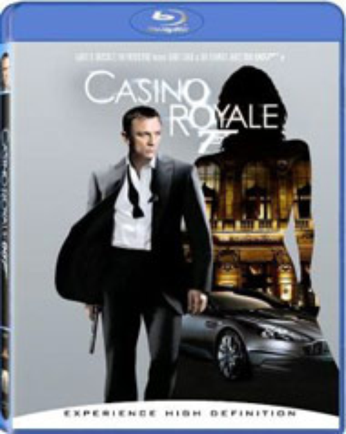 Sony Pictures James Bond: Casino Royale (2disc)