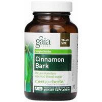 Gaia Herbs Cinnamon Bark Liquid Phyto-Capsules, 120 Count
