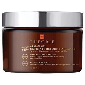 Theorie Argan Oil Ultimate Reform Hair Mask - 6.5 oz.
