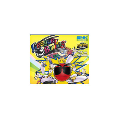 SNK Playmore USA LEAGUE BOWLING PSP DLC