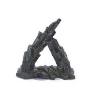 HAGEN AQUARIUM P Marina Polyresin Ornament - Leaning Rock