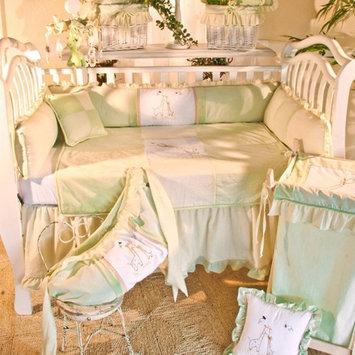 Brandee Danielle Little One 4 Piece Crib Bedding Set
