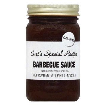 Curts Salsa 16 oz. Barbecue Original Sauce Case Of 6