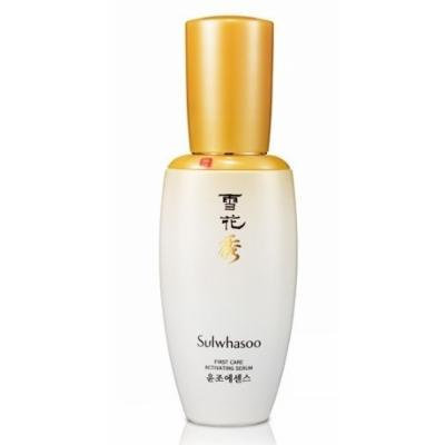 [Sulwhasoo] First Care Activating Serum (Yoon Jo Essence) 60ml & 90ml / FREE Gift Wrap! (60ml)