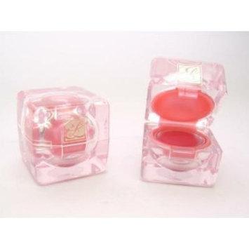 2 Pieces - Estee Lauder Pure Color Lip Vinyl Gloss Lipstick Chic Travel Size, Plastique Pink #502