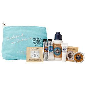 L Occitane Shea Butter Kit-NO COLOUR-One Size
