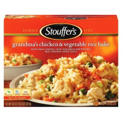 Stouffer's STOUFFER'S STOUFFERS FSF CHKN/VEG RICE 36OZ