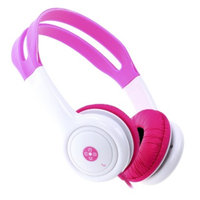 Moki ACCHPKP Volume Limited Over-the-Ear Headphones for Kids - Pink