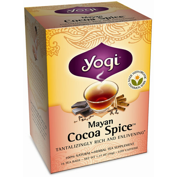 Yogi Tea Yogi Mayan Cocoa Spice Tea