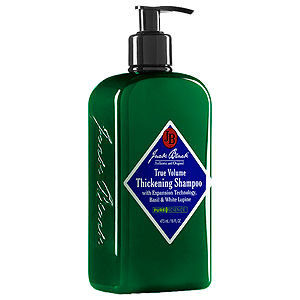 Jack Black True Volume Thickening Shampoo with Expansion Technology, Basil & White Lupine, 16 oz
