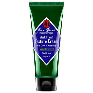 Jack Black Sleek Finish Texture Cream with Olive & Rosemary, 3.4 oz