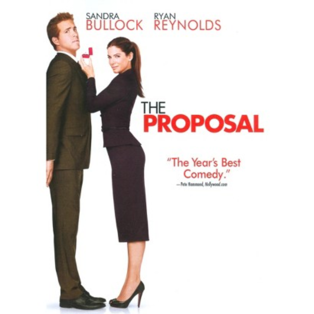 Disney The Proposal - Widescreen AC3 Dolby - DVD