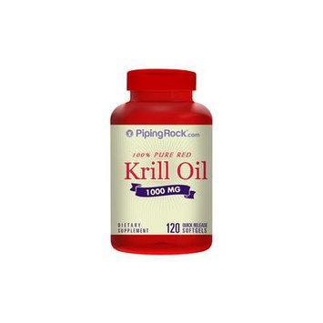 Krill Oil 1000mg 120 Softgels