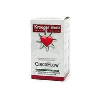 Kroeger Herb CircuFlow, Veggie Capsules 270 ea