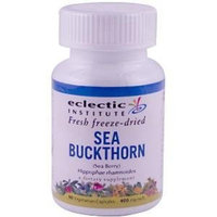 Sea Buckthorn Freeze-Dried Eclectic Institute 90 VCaps