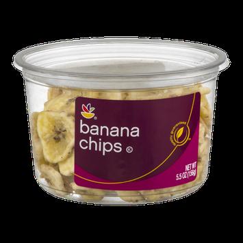 Ahold Banana Chips