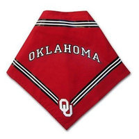 Sporty K9 Dog Bandana - University of Oklahoma
