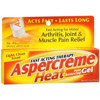 Aspercreme Heat Pain Relieving Gel