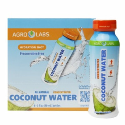 Agrolabs Coconut Water Hydration Shots