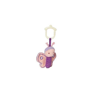 My Natural Relief My Natural 46302 Clip n Go Stroller Toy - Butterfly