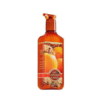 Bath & Body Works Sweet Cinnamon Pumpkin Deep Cleansing Hand Soap 2014
