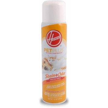 Hoover PetPlus Heavy-Duty Spot Foam Pet Stain & Odor Remover 12 oz, AH30620