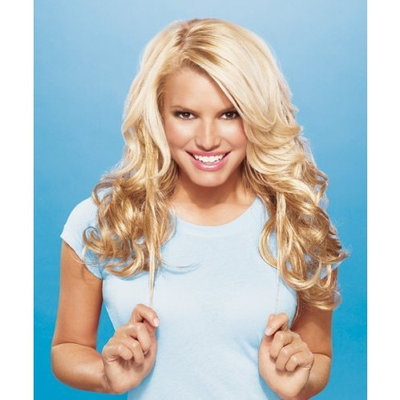 hairdo from Jessica Simpson and Ken Paves 21