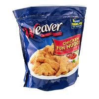 Weaver Chicken Fun Nuggets