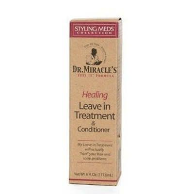 Dr. Miracle's Dr. Miracles Healing Leave-in Treament
