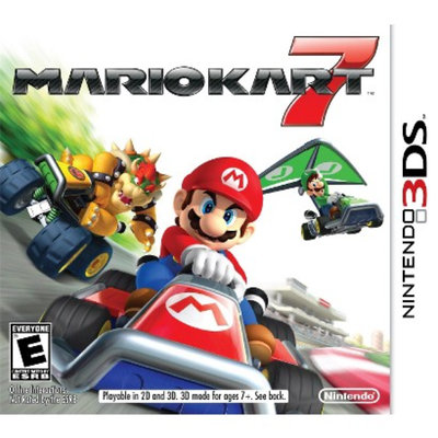 Mario Kart 7 (Nintendo 3DS)