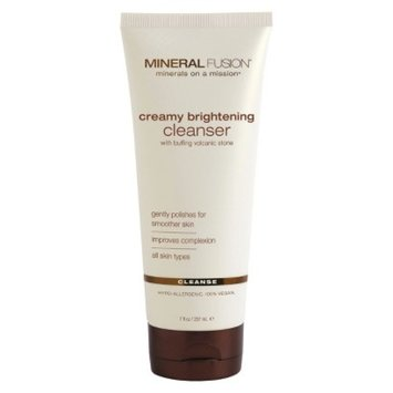 Mineral Fusion Creamy Brightening Cleanser - 7oz