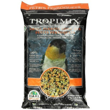 Hagen TropiMix Premium Food Formula for Small Parrot