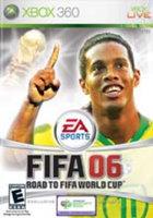 EA FIFA 06: Road to FIFA World Cup Xbox 360