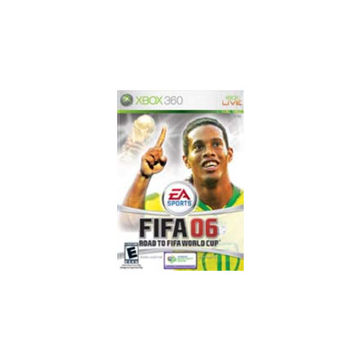 EA FIFA 06: Road to FIFA World Cup Xbox 360
