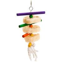 All Living ThingsA Beak Tweak Sponge & Sticks Bird Toy