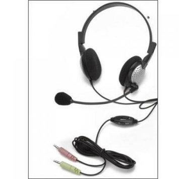 Andrea Electronics NC-185VM Stereo PC Headset
