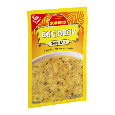 Sun-Bird Soup Mix Egg Drop