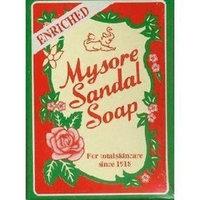 Mysore Sandalwood Soap 2.62oz (Case of 18)