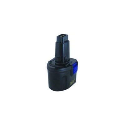 TopCell DW-7214 7. 2-Volt 1. 4 Amp Hour NiCad Pod Style Replacement Battery for DeWalt