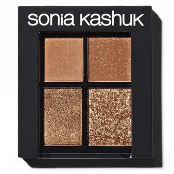 Sonia Kashuk Monochrome Eye Quad - Textured Cocoa 11
