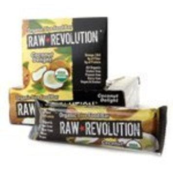 Raw Revolution Organic Live Food Bar Coconut Delight 12/1.8 oz Bar(S)